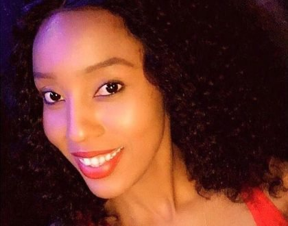 TV queen attacks Kenyan man who hurled insults at Julie Gichuru and Kenyans are now up in arms supporting her