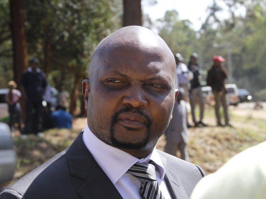 Drama at Radio Maisha as Moses Kuria storms out after Dagoretti North MP reveals SGR ends at President Uhuru's farm in Naivasha
