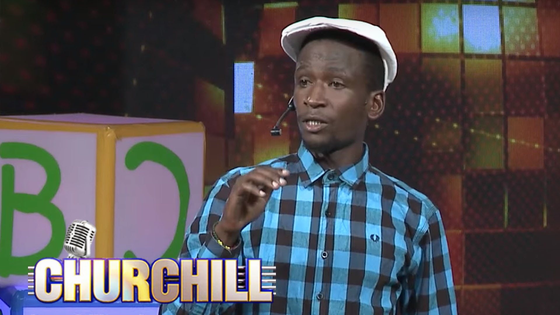 Churchill Show's Comedian Ayeiya dies in a road accident