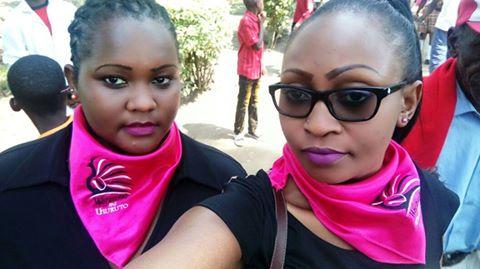 PHOTOS: Here are the Beauties Spearheading President Uhuru Kenyatta's Reelection Bid