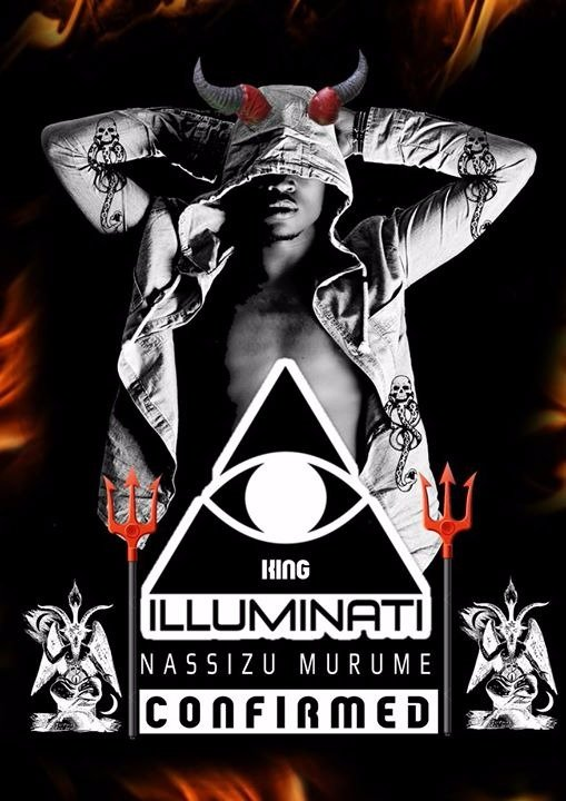 Young Kenyan singer shocks many after openly Associating Himself with Satanic Cult, Illuminati (PHOTOS)