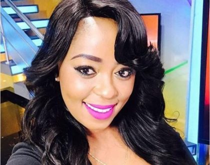 Citizen TV's Lillian Muli set to share stage with Eric Omondi. Here's Where and Why.