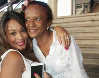 Mamake Zari atolewa hospitalini baada ya kulazwa kutokana na ugonjwa wa moyo
