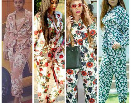 Pajamas, Trending Fashion Kwa Kina Dada