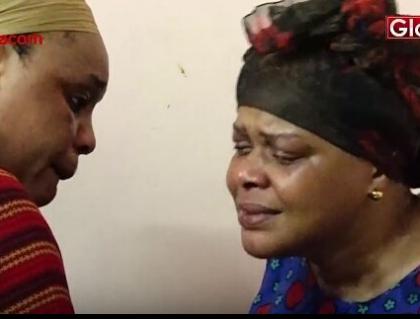 Johari Afiwa na Mama Yake,Wasanii Wajitokeza Kumpa Pole