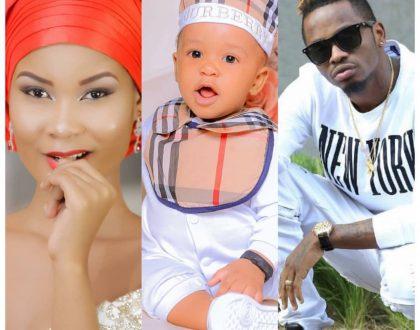 Angalia Picha Mpya za Mtoto wa Diamond na Hamisa