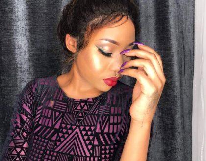 Amber Lulu: Simpendi Baba Yangu Hata KIdogo Na Wala Sitaki Kumuona