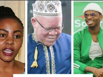 Manara Amkingia Kifua Diamond