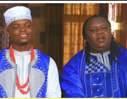 Harmonize Amtambua Mrisho Mpoto Kama Nembo ya Taifa.
