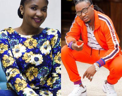 Rose Ndauka Afungukia Mapenzi Yake na Dj Ommy