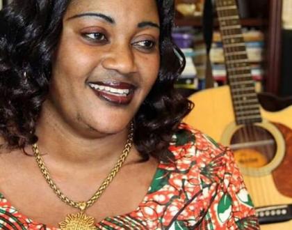 Mashabiki Zangu Hawapendi Nitumie Mkorogo :-Upendo Nkone