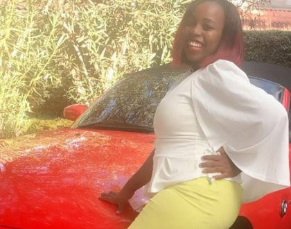 Saumu Mbuvi reveals why she has no regrets despite being dumped by her baby daddy