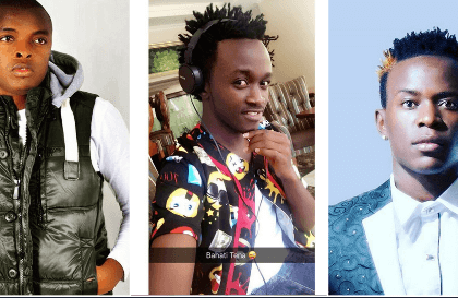 Ringtone: As long as Bahati and Willy Paul keep the current trend they'll continue living along Mombasa Road and Eastlands sijui wapi huko!
