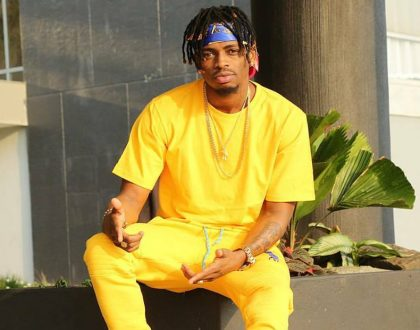 Diamond Platnumz explains why he was forced cut his dreadlocks (Photos)