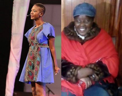 Churchill Show's Mammito sneers at Bishop Margaret Wanjiru… And Kanze Dena is loving every minute of it