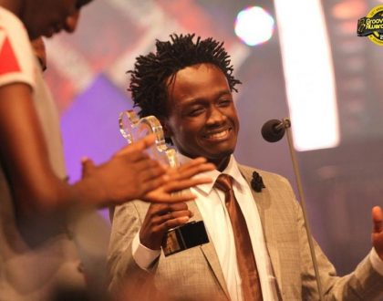 Bahati's moving message to the Mzungu lady who took him from Mathare slums and gave him a better life