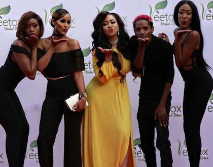 """""""People never believed in my vision"""" Vera Sidika successfully launches Veetox Tea in a star-studded ceremony (Photos)"""