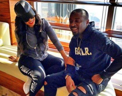 Zero chills: After he was exposed for leaking Vera Sidika's nudes, Yommy finally respond