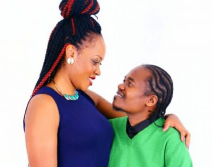 Baby on board? Jua Cali's wife hints that she is pregnant with their 3rd child