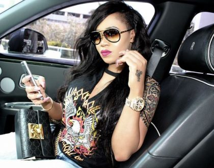 """""""Any man I have intercourse with speaks in tongues"""" Vera Sidika reveals the trick she uses to enslave men"""