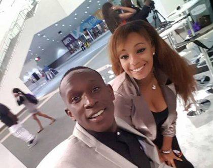 15 photos that prove Churchill Show's YY is living the American Dream