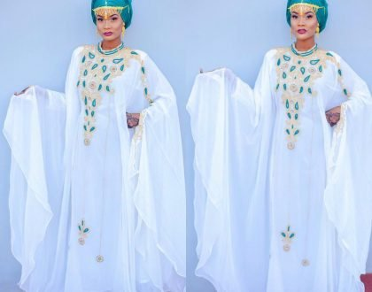 Hamisa Mobetto throws her son a fancy bash to celebrate his H'akika (photos)