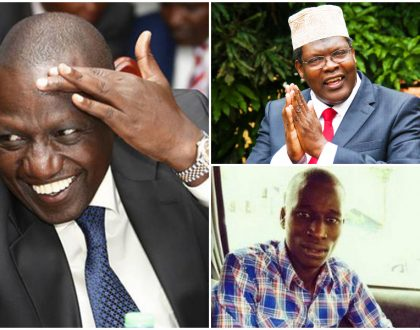 DP William Ruto explains why he had no choice but to block Miguna Miguna and Cyprian Nyakundi on Twitter
