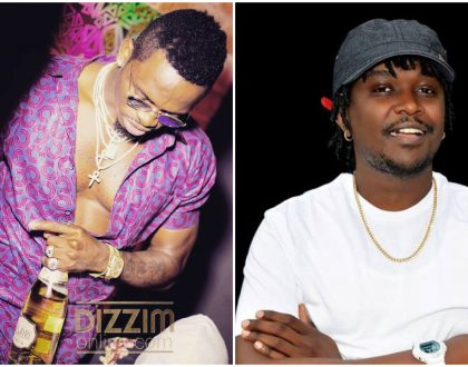 Diamond instructs his legion to make certain Nyanshinski beats Wizkid and Davido