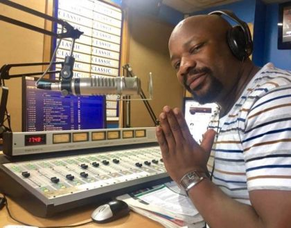 This is the lucrative job Larry Asego landed that made him quit Classic FM