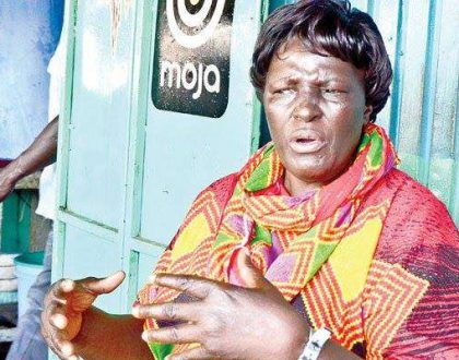 61-year-old Mama Oliech finally defends her son from online bullies