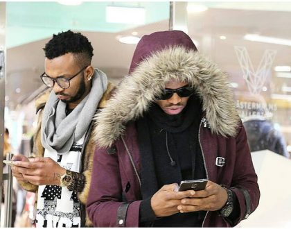 Unapologetic! Diamond Platnumz publicly supports his brother for cheating on his wife