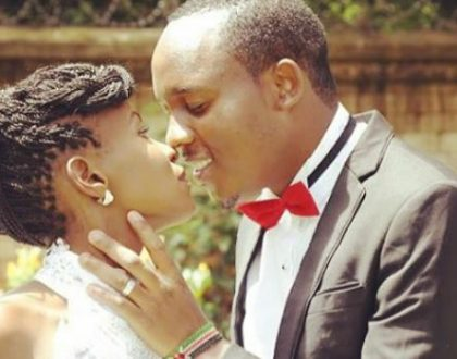 Former Tahidi actor 'Freddy' celebrates his wife's birthday as she turns 30 years