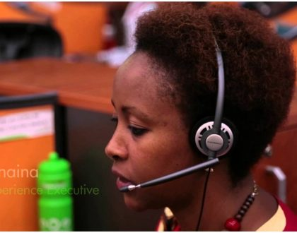 Safaricom's new voice biometric system helps customers get through to customer care agents within 20 seconds