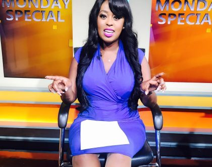 Fans drool over Lilian Muli's handsome man shortly after introducing him