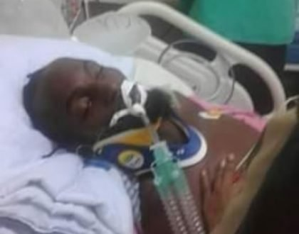 Popular artist from Radio and Weasel band admitted in hospital after road accident
