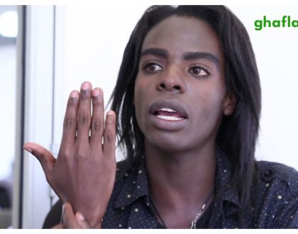 """""""People avoid me because am HIV+"""" Gay singer Joji Baro reveals things people do to him that really breaks his heart"""