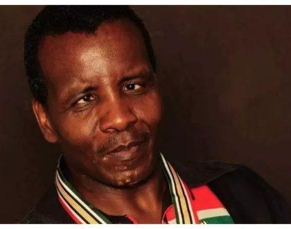 Blind gospel singer Reuben Kigame advises Bahati/Willy Paul generation of singers