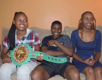 Meet boxer Fatuma Zarika's two beautiful daughters (Photos)