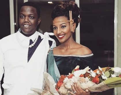AY to wed his wife in a white wedding this weekend