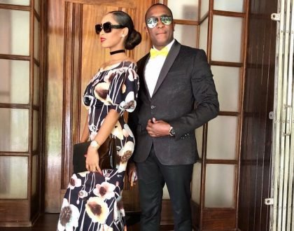 Steve Mbogo gifts his wife a Ksh 200,000 watch on Valentine's Day