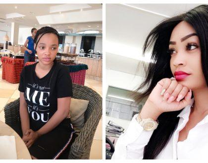 """""""Wengine damu zao ni kama za kunguni"""" Tunda reveals why she is afraid to talk about Diamond and Zari's breakup"""