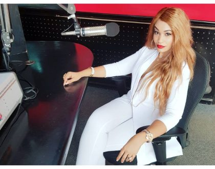 """""""I won't talk about Diamond and his low life whores"""" Zari lashes out after being asked what caused their breakup"""