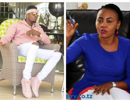 Diamond angrily tears into Tanzanian deputy minister of Information Juliana Shonza
