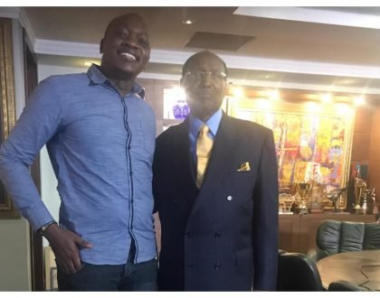 Photo of an emaciated Chris Kirubi prompts NTV anchor to pour out his heart to him