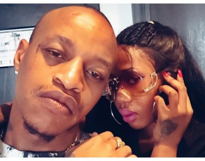 Those ladies are just my sisters! Prezzo struggles to save his relationship with Tanzanian socialite Amber Lulu