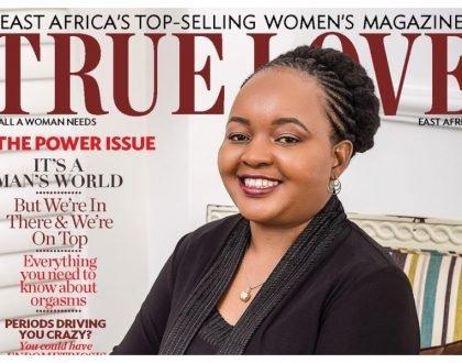 Cartoonist Gado gives Kenyans desired True Love magazine cover of Anne Waiguru after public uproar