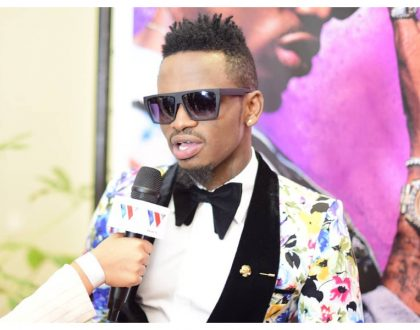 """""""What I did was not right"""" Diamond Platnumz speaks of the explicit video he posted on social media"""