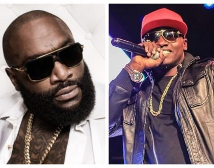 Khaligraph Jones reveals why he won't beg Rick Ross for a collabo when they meet in Nairobi