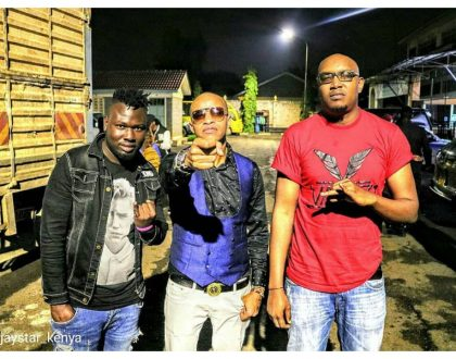 The old gang is back! Kayvo Kforce, Prezzo, Bobby Mapesa, Kidis, Gabu making waves with their new jam