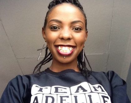 Adelle Onyango: If youhave a sponsor say so, don't lie to us you work hard